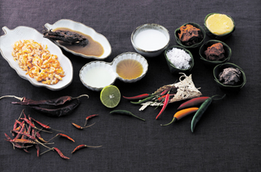 eathnic cibo thailandese