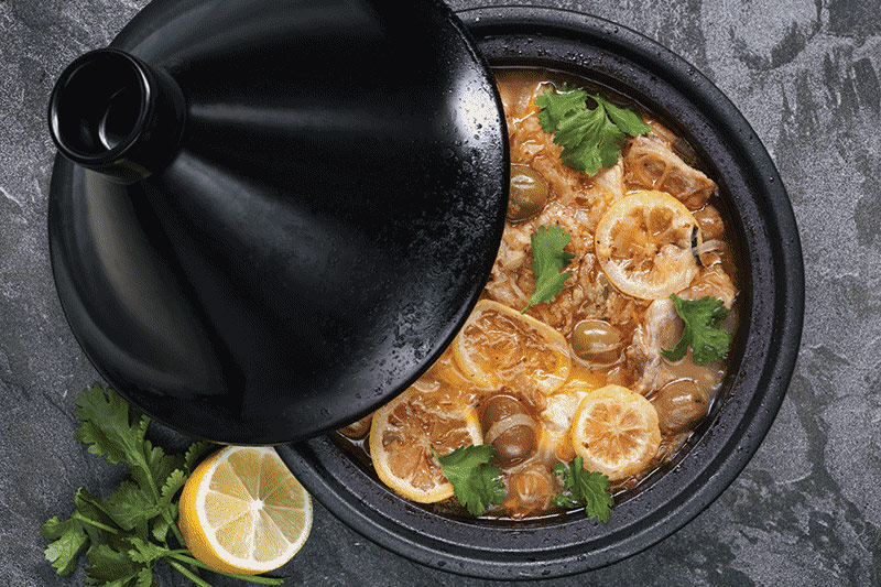 Cucina marocchina - dove l\'ospitalità è sovrana